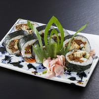田久日の岩海苔巻き寿司…1,000円