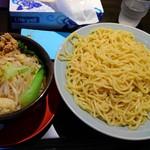 小十郎 - 坦々つけ麺:特盛