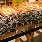 ベイク チーズタルト - 店内には、焼き立てチーズタルトが、沢山!