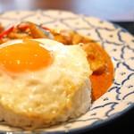 バンコクスパイス - 鳥肉のココナッツカレー
