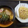 テンハウ〔頂好〕餃子店北安東 - 料理写真:チャーハンセット・700円