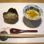 54157743 - コーン豆腐など