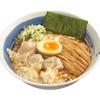 麺処 直久 - 料理写真:肉玉雲呑麺醤油