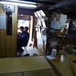 今井屋 - 昔の造り、そのまま。