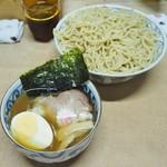 裏サブロン - '16.07肉増しつけ麺(大盛)
