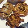 フェルツ - 料理写真:購入パン3種