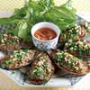 パーナ貝の肉詰め、オーブン焼き6個