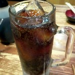 焼肉居酒屋 くまみちゃん  - ソフトドリンク飲み放題 コーラ