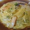 司飯店 - 料理写真:天津飯アップで