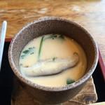 弥七 - 茶碗蒸し