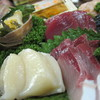 やまかん    - 料理写真:本鮪、鰤、〆鯖、帆立、牡丹エビ、ツブ貝、雲丹・・・