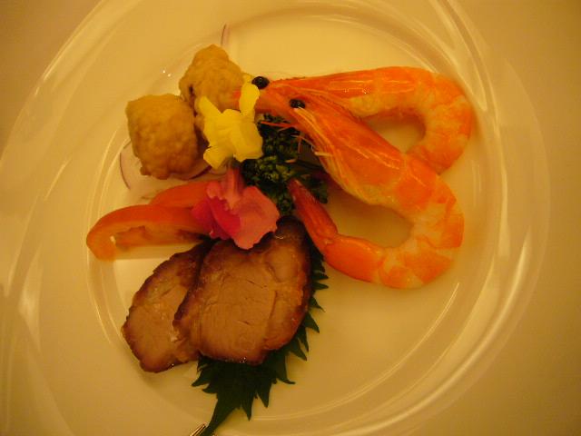 中国料理 金紗沙