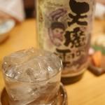 中俣酒造 茂助 - 天魔の雫