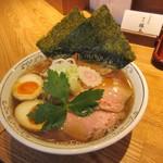 神田 勝本 - 特製清湯そば