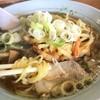 花ふじラーメン - 料理写真:天ぷら中華