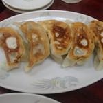 興隆菜館 - 餃子