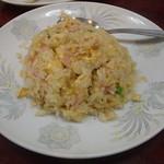 興隆菜館 - 半チャーハン