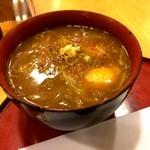 稲にわうどん 割烹 日本橋 古都里 - カレー南蛮