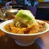 なんつッ亭 - 料理写真:ガッツリ煮干らーめん(麺大盛、もやし)