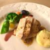 銀のフライパン - 料理写真:ランチ(¥3,800) 安曇野産SPポークのソテー