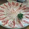 しゃぶ亭 こまち - 料理写真:バラ肉