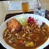 一本松食堂 - 料理写真:カツカレー650円