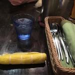 ダバインディア - テーブルセット