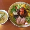山哲 - 料理写真:8/7限定 ご近所コラボ 麺くい山哲ちゃん