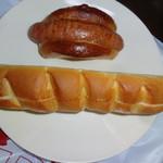 パン パティ アンソロジー - 糸島雷山ポーク/プレミアムミルキー