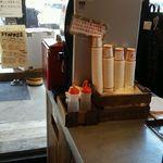 パン パティ アンソロジー - アイスコーヒーのサーバー(セルフサービス)