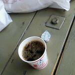 パン パティ アンソロジー - アイスコーヒー(無料サービス)