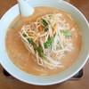 めん王 - 料理写真:情熱の味噌ラーメン(太麺)大盛