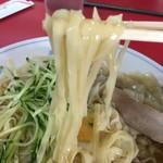 呉龍 - 麺アップ