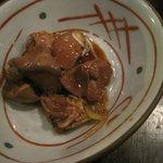 ヒーリングヴィラ 印西 - 鶏レバーのもつ煮!