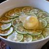 やま竹 - 料理写真:すだち冷かけそば