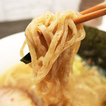 麺道 しゅはり - あぁ美味い!! \(^_^)/