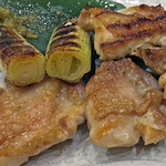 七福 弁天庵 - マテ茶鶏の柚子胡椒焼き