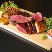 7種類のお肉のコース