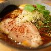 らーめん札幌直伝屋 - 料理写真:辛いらーめん