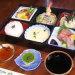 和風レストラン しんりん - 「しんりんランチ」1000円