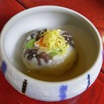 料理家大名方 - 萩饅頭