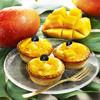 焼きたてチーズタルト専門店 PABLO mini - 料理写真:季節限定PABLO mini(パブロミニ)‐とろけるごろごろマンゴー