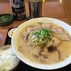薩摩っ子ラーメン - 料理写真:チャーシューメン(大)1500円