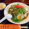 弄堂里 - 料理写真:海鮮冷やし中華のセット