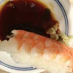 回転寿司日本一 - 海老ちゃん