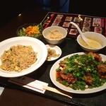 蘭亭 - 蘭亭特製酢豚定食
