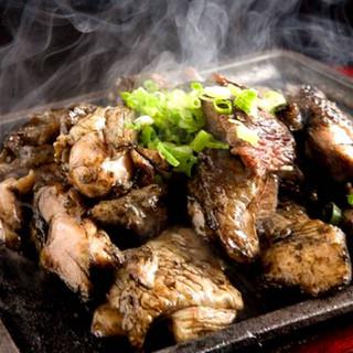 宮崎日向鶏☆鶏焼き肉食べ放題2500円!+750円で飲放題付
