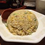 麺屋 青空  - 焼きめし(500円)