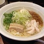 麺屋 青空  - ランチ鶏塩(580円)