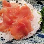 魚三酒場 - 料理写真:赤貝